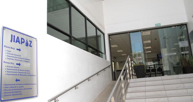 oficinas centrales jiapaz
